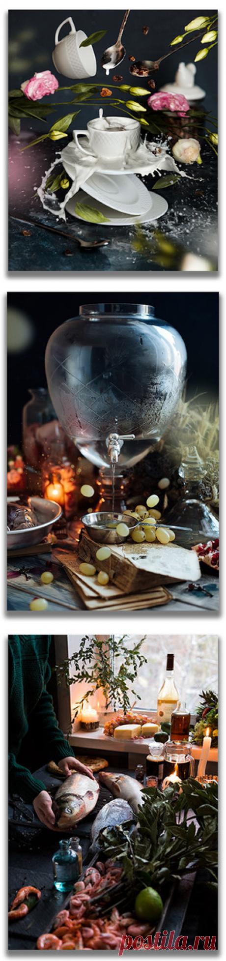 Juliacosmo — «Tea time, darling»