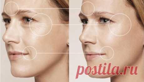 Как избавиться от морщин вокруг глаз с помощью одного ингредиента!
