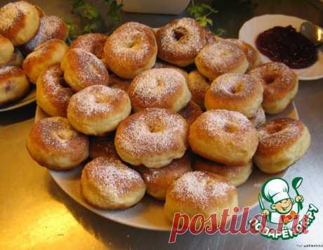 Пончики – кулинарный рецепт