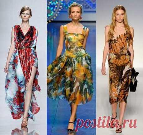 Пляжное платье 2013: самые актуальные модели