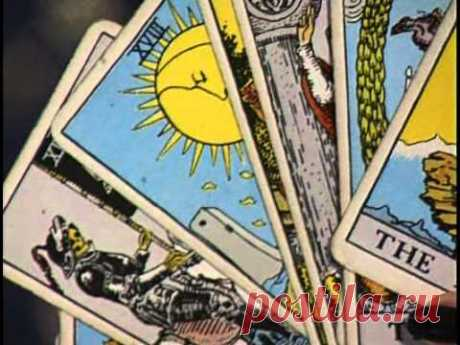 Guessing on tarot cards