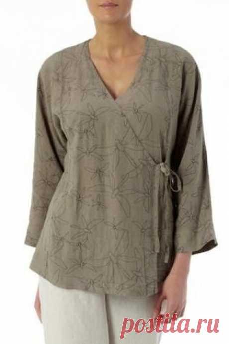 Бохо: летние идейки  Лето скоро - скоро лето! Нужно себе что-то шить. И я уже нашла идейки в стиле БОХО. жакет-блуза-распашонка - прелестная льняная штучка на всё лето   Вот таких лёгких пальто аж несколько вариантов под…