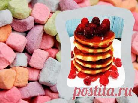 Fritters?? Pankeyki? That - that average, but very tasty!)))