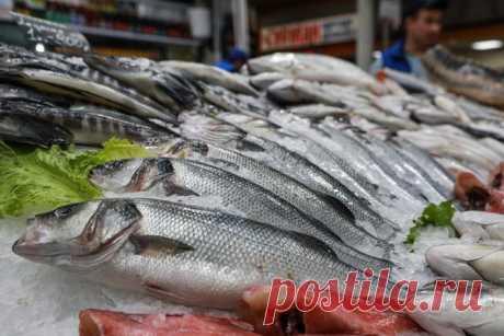 Роскачество рассказало, как обезопасить себя от паразитов в рыбе
