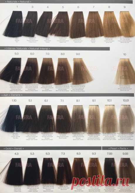 Теотема Стойкая крем-краска для волос 100 мл. купить в интернет-магазине | fareraparfum.ru