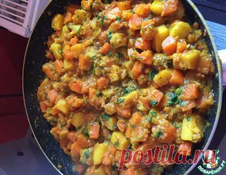 Гаджара – кулинарный рецепт