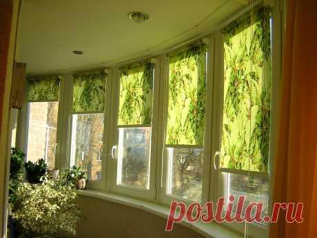 Защита балкона от солнца без кондиционера: шторы, тюль на стекла, пленка, жалюзи, маркизы   Ремонтдом   Яндекс Дзен