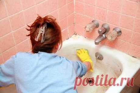 Убираем ржавчину и налёт с любых поверхностей за полминуты Моя ванна и туалет просто сверкают, а всё благодаря новому чистящему средству, которое я для себя открыла.Девчонки, раскрою вам секрет. Моя ванна и туалет просто сверкают, а всё благодаря новому чистя...