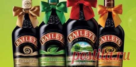 Сливочно-кофейный ликер «Baileys» вы можете с легкостью приготовить дома!