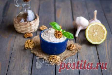 Skordolya — la receta de la foto poshagovo. ¿Cómo preparar la salsa moldava de Skordolya?