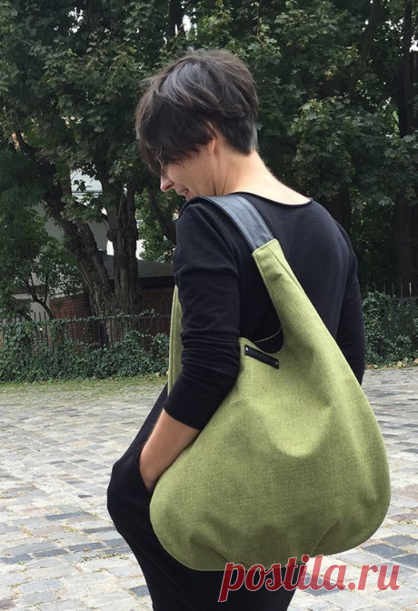 Летняя сумка - с лямкой на плечо. Идеи, варианты,выкройки! | Юлия Жданова | Яндекс Дзен