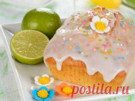 Глазурь для пасхального кулича - рецепт с фото / Простые рецепты