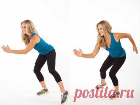 Вот 7 упражнений, чтобы навсегда избавиться от толстых бедер — Женский журнал
