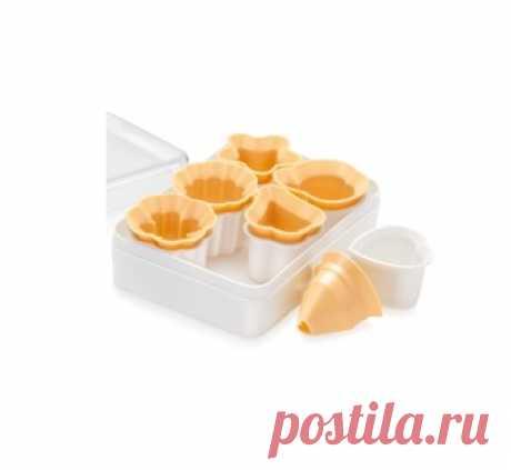Формочки для традиционного песочного печенья DELICIA, 6 шт: купить по выгодной цене в интернет-магазине TESCOMA ®