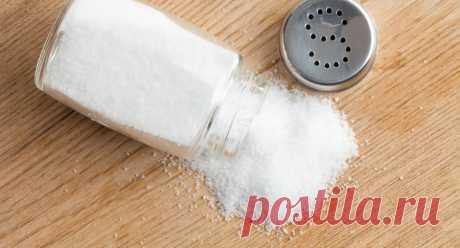 Добавьте в шампунь соль, и вы сможете решить главную проблему с волосами!
