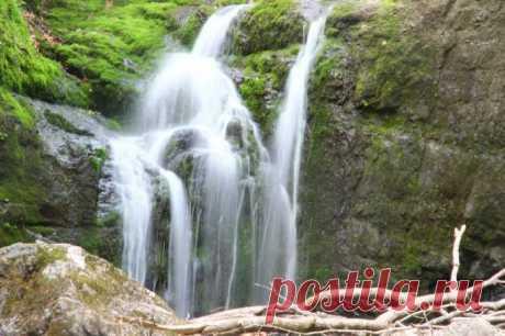 Кравцовские водопады - 23 Июня 2013 - Блог - приморье