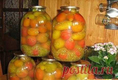 Рецепт помидоров «Армянчики»: пикантные и ароматные - Вкусные рецепты - медиаплатформа МирТесен