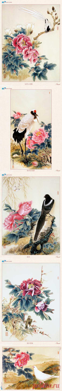 традиционная живопись китая.