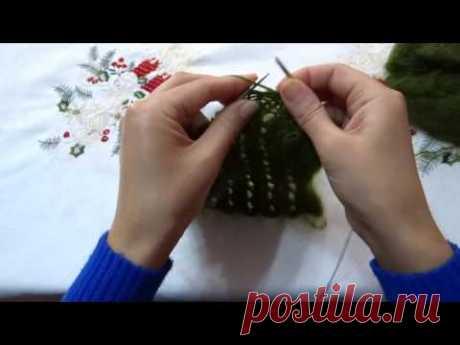Шарф из мохера спицами – 12 моделей со схемами и описанием, видео МК — Пошивчик одежды