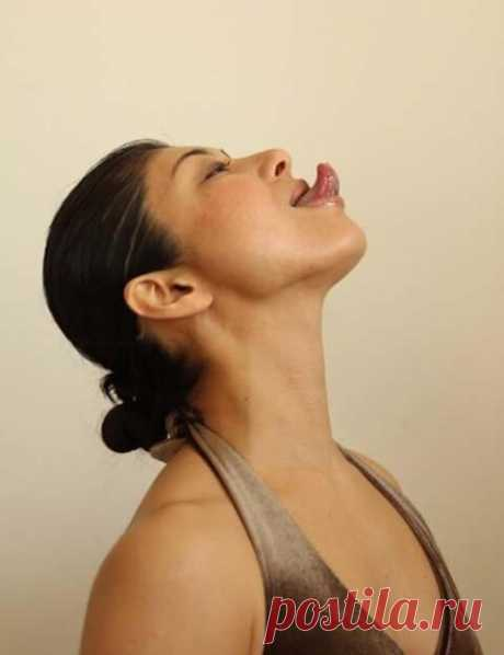 We get rid of a double chin: Mamad Yoshiko's express method | Always in shape!