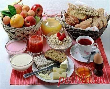 -5 самых полезных для здоровья завтраков   Хитрости Жизни