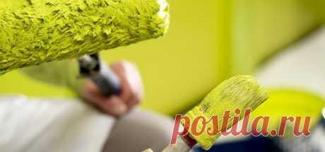 """Как убрать запах краски в квартире   Журнал """"JK"""" Джей Кей Запах краски – малоприятный спутник ремонта. Увы, но без появления неприятных ароматов в квартире качественно выполнить ремонтные работы вряд ли"""