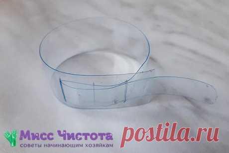 Как сделать пластиковые стяжки из баклажки от воды – пошаговая инструкция
