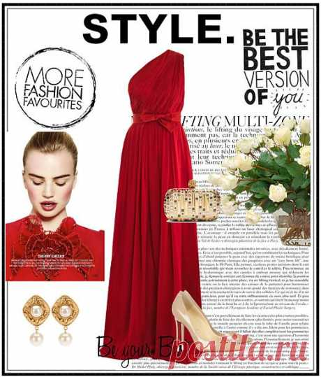 Модный образ от Евелины Хромченко