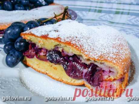 Клафути с виноградом. Рецепт с фото Клафути с виноградом: пирог французской кухни