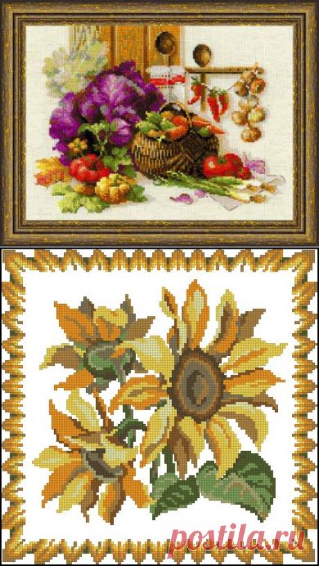 Скачати безкоштовно схеми вишивки хрестиком візерунок для скатертини з  орхідей c335ac0765f74