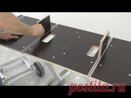 El banco de carpintero-telega interesante transformer. El escritorio universal