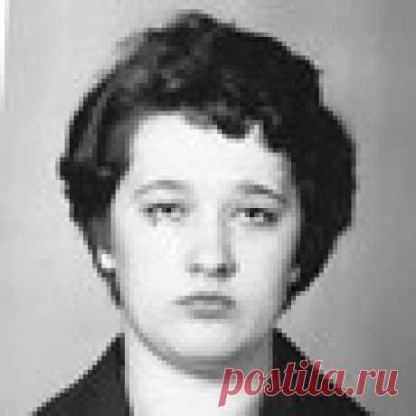 Людмила Трапезникова
