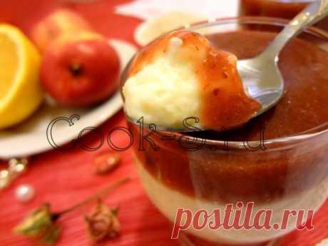 Рисовый десерт - Пошаговый рецепт с фото | Десерты