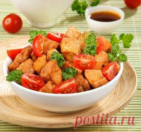 Вторые блюда из мяса и рыбы: рецепты, фото