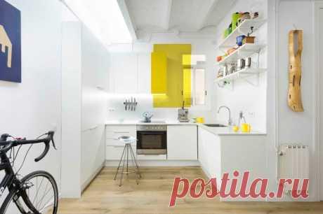 Просто фото: Вот так покраска... стен на кухне 17 неожиданных способов, как покрасить стены на кухне красиво и практично