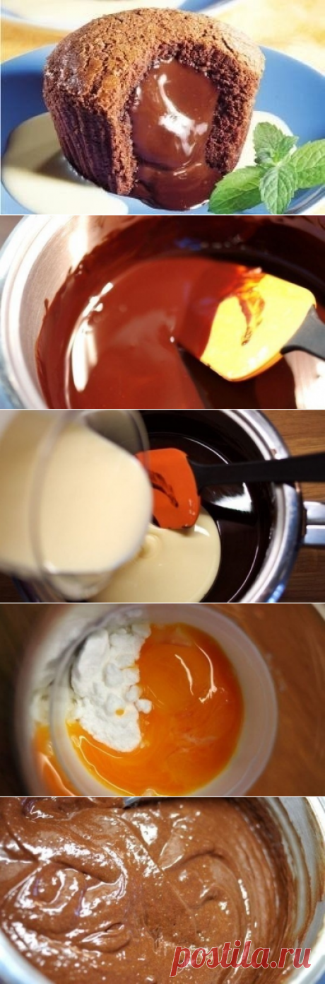 How to prepare the fountain chocolate - the recipe, ingredients and photos