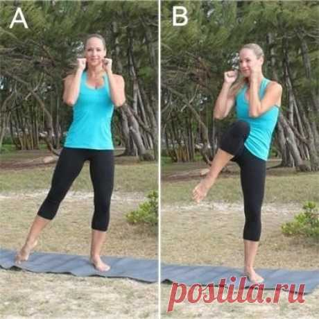 10 exercises for a beautiful press