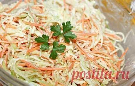 Салат из редьки с морковью - 7 вкусных и полезных рецептов
