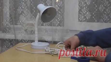 свет без электричества