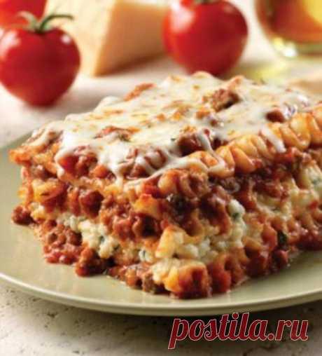 Итальянские блюда: названия и рецепты