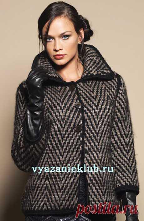 Пальто - кардиган для женщин - Вязание спицами для женщин - Каталог файлов - Вязание для детей
