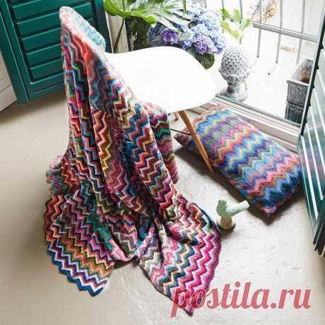 Схемы для многоцветного вязания крючком.   Мама может все   Яндекс Дзен