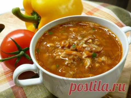 Чечевичный суп по-болгарски. Рецепт с фото. Пошаговые фотографии. Gurmel