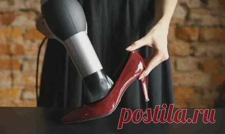 Народные средства, которые гарантированно растянут обувь, если она слишком давит | Люблю Себя