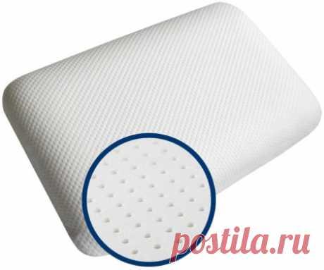 Купить ортопедическую подушку Rita plus в Минске | Подушка с эффектом памяти, цена