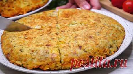 Быстрый картофельный пирог на сковороде: сытно и можно готовить с различными начинками (ВИДЕО) - Odnaminyta - медиаплатформа МирТесен