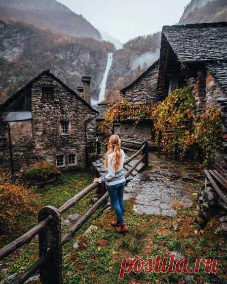 📍 Тичино, Швейцария
