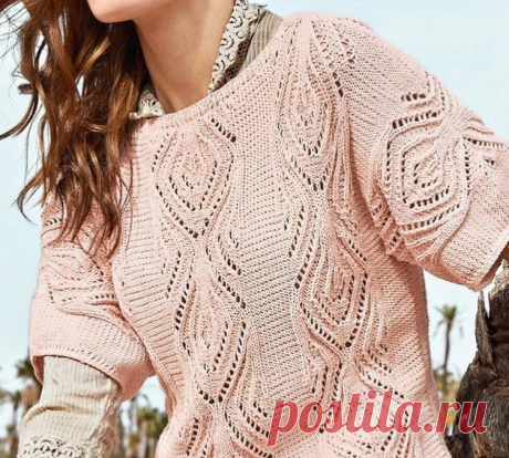 Летние, ажурные наряды. Вязание спицами | Марусино рукоделие | Яндекс Дзен