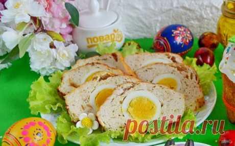 Фальшивый заяц - пошаговый рецепт с фото на Повар.ру