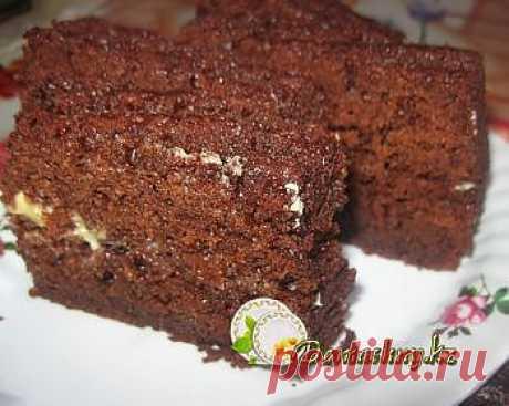Блог кулинарии и домоводства : Выпечка, торты, пирожные : Торт Южная ночь